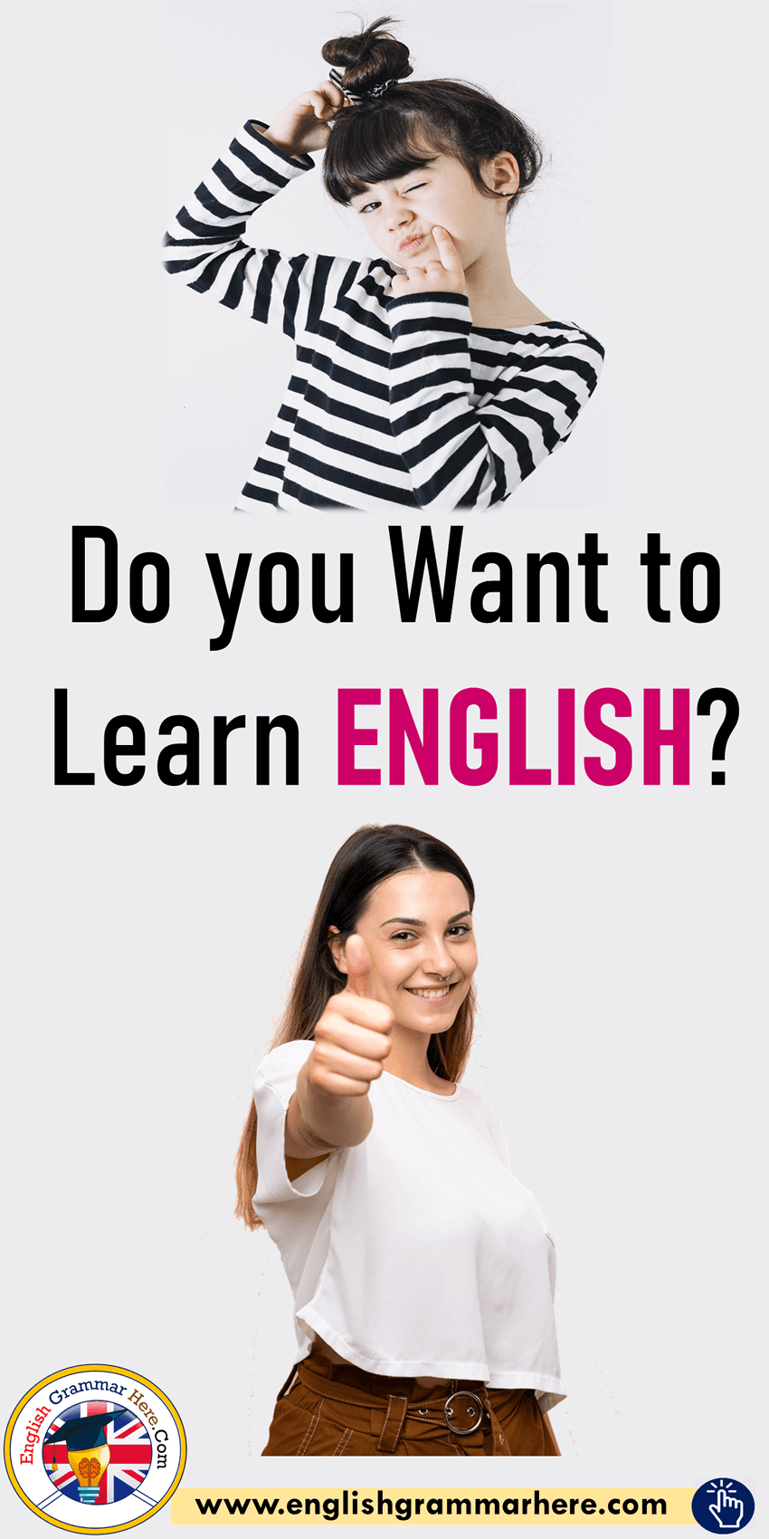 Do you Want to Learn ENGLISH, How to Larn English Faster?