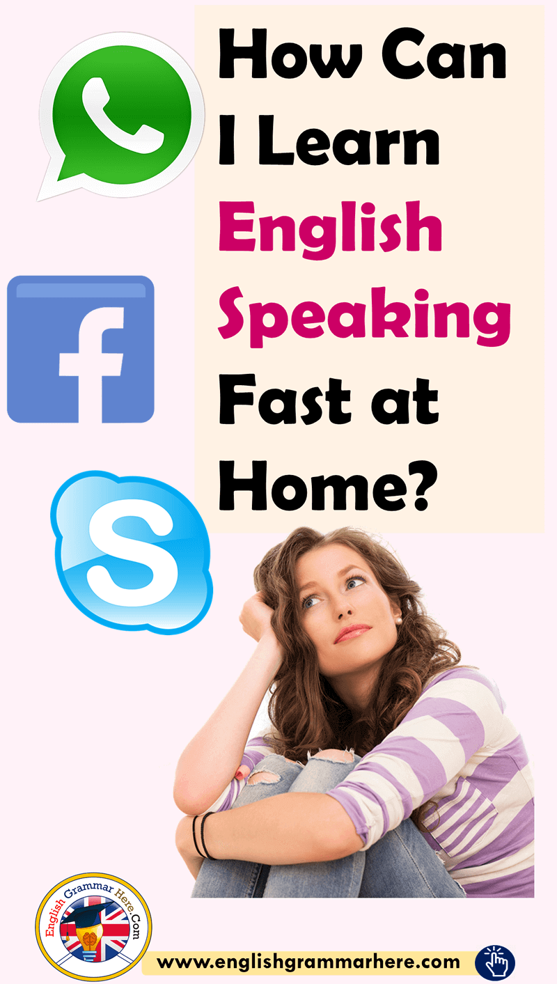 How Can I Learn English Speaking Fast at Home, Learning Tips